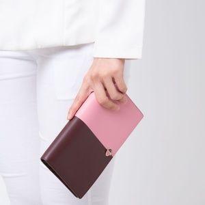 NWT Kate Spade Nicola Bicolor Clutch Wallet